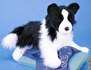 Border Collie Plush