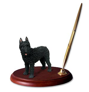Bouvier des Flandres Pen Holder