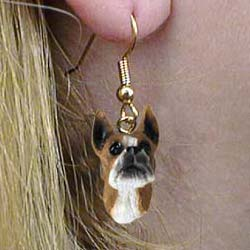 Boxer Authentic Earrings