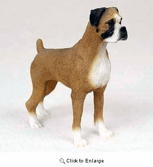 Boxer Figurine Uncropped