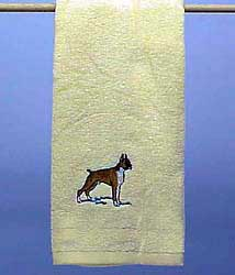 Boxer Hand Towel