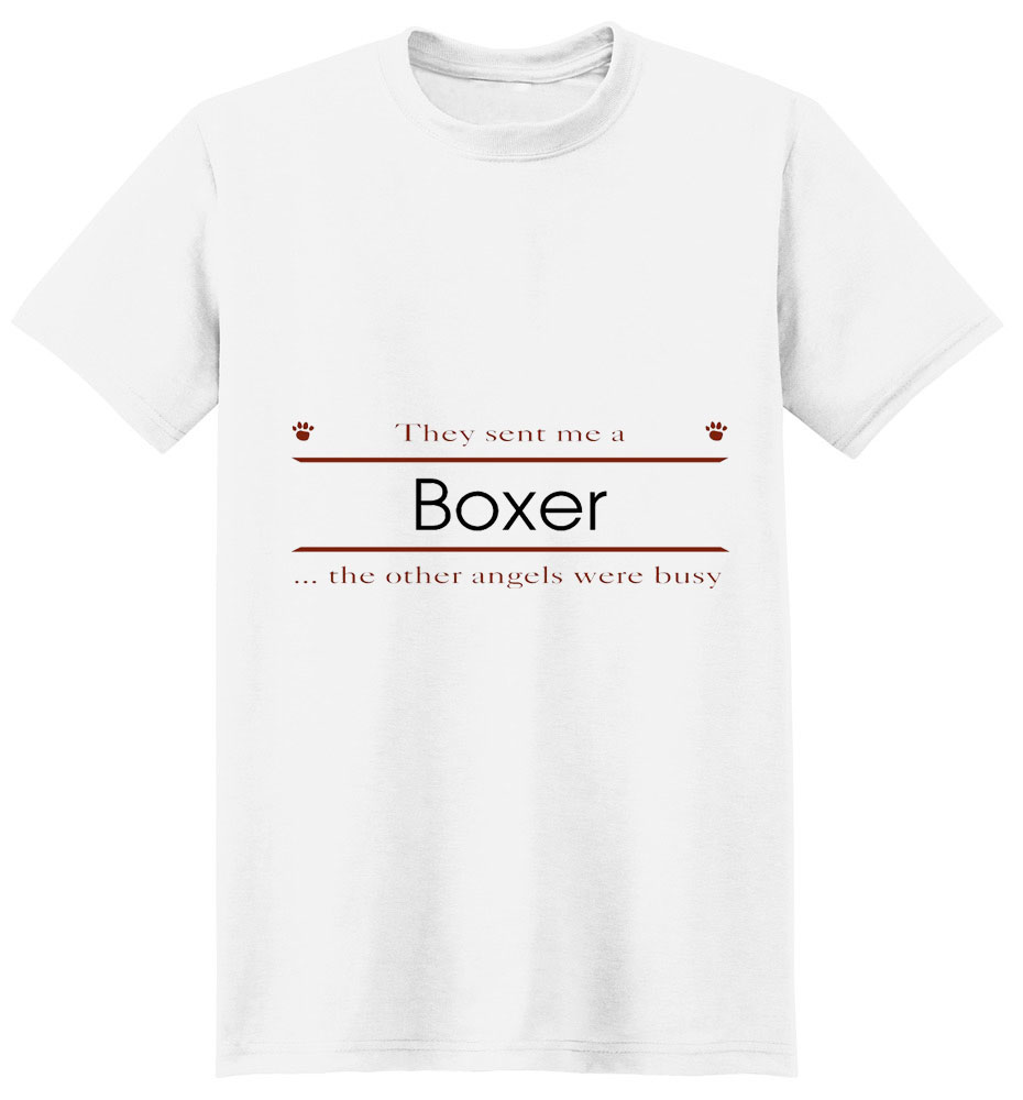 Boxer T-Shirt - Other Angels