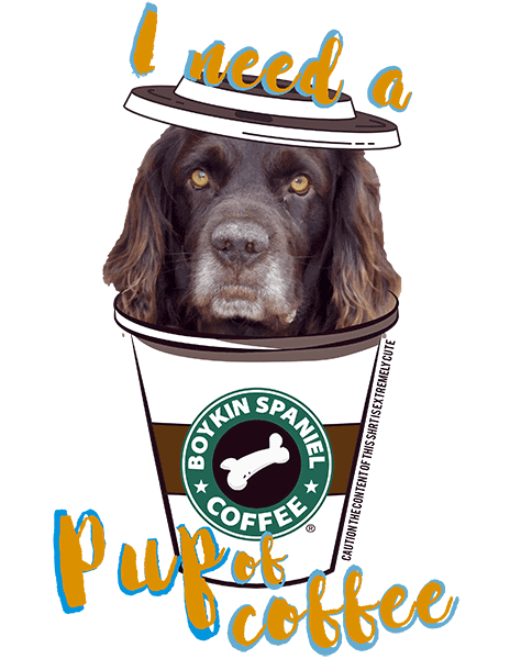 Boykin Spaniel T Shirt - Coffee Mug