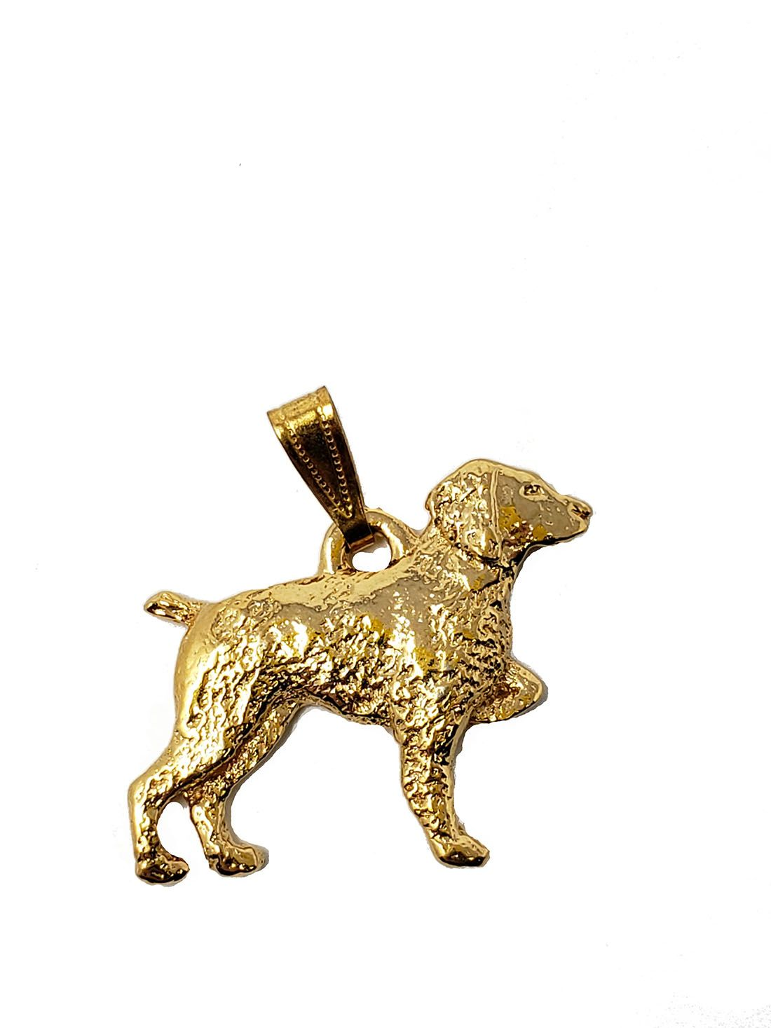 Brittany 24K Gold Plated Pendant