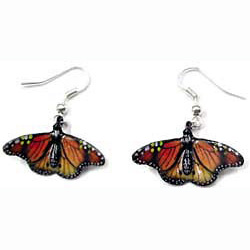 Butterfly Earrings True to Life