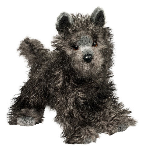 Cairn Terrier Plush Stuffed Animal