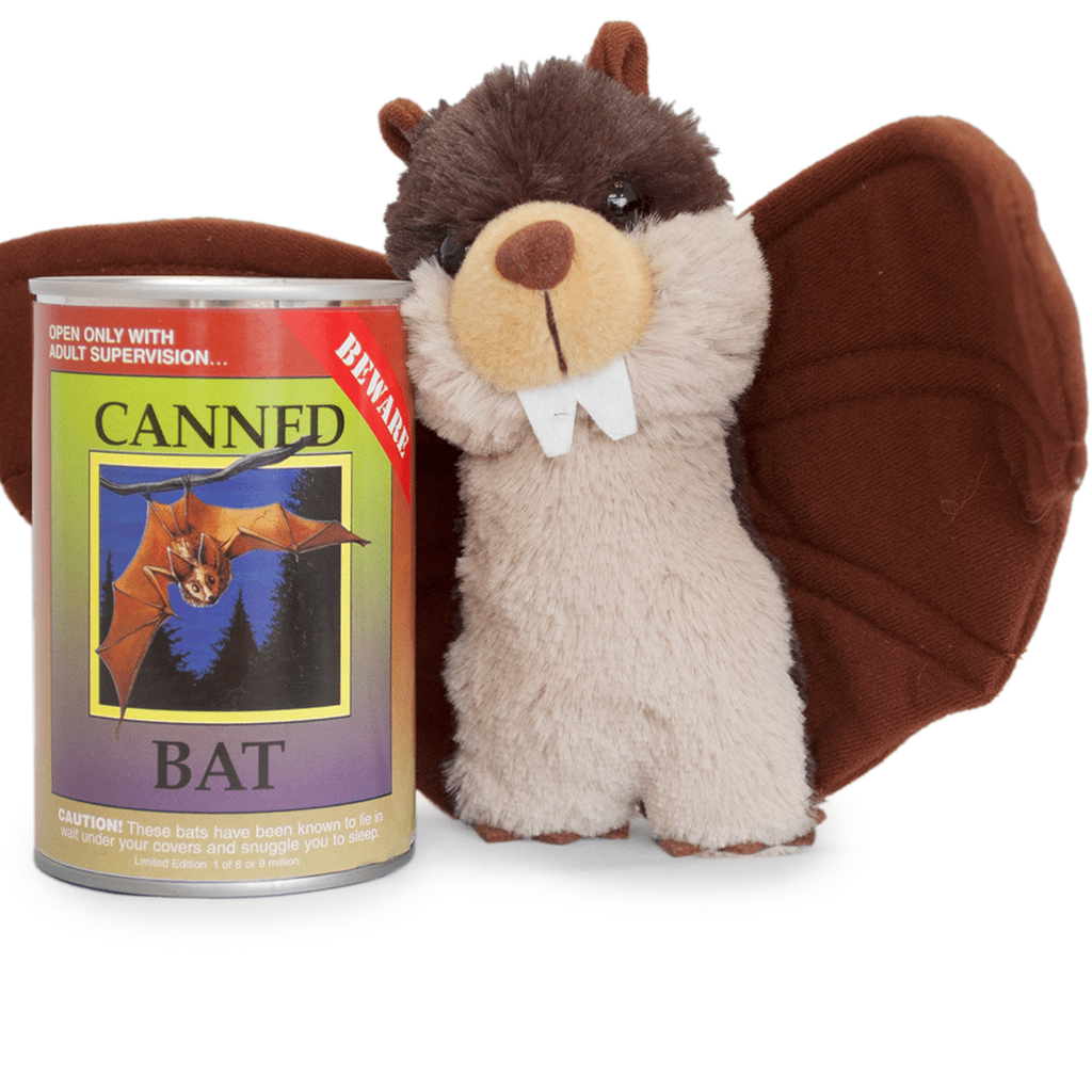Canned Critter's Bat 6