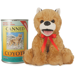 Canned Critter's Coyote 6