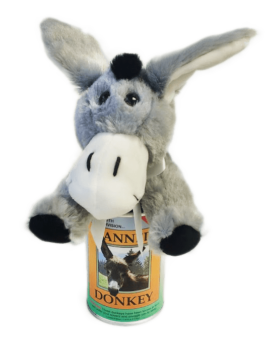 Canned Critter's Donkey 6