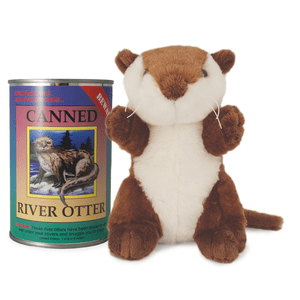 Canned Critter's River Otter 6