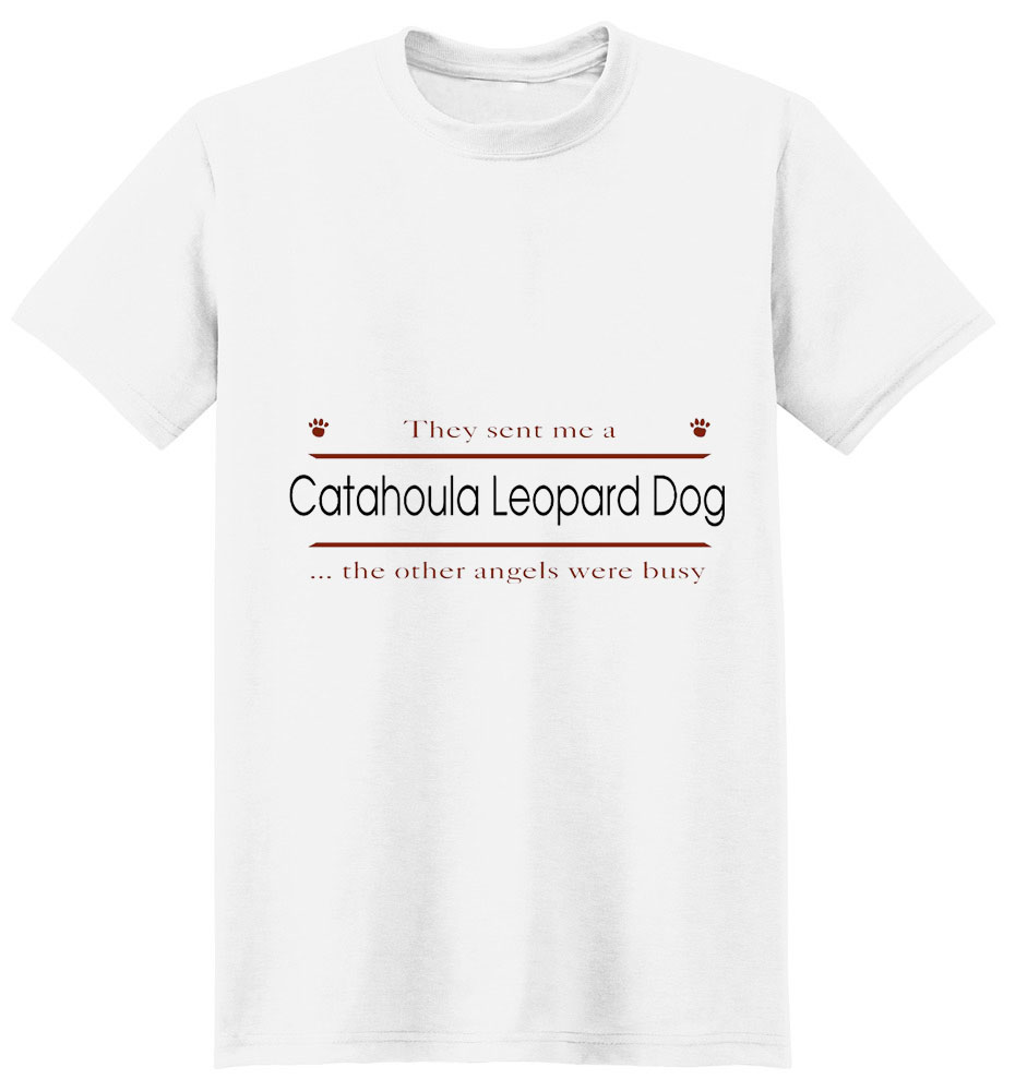 Catahoula Leopard Dog T-Shirt - Other Angels