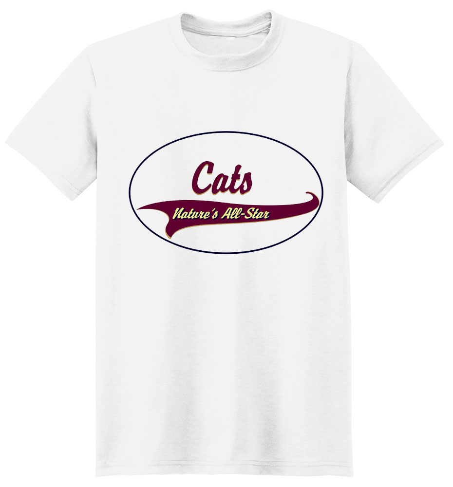 Cats T-Shirt - Breed of Champions