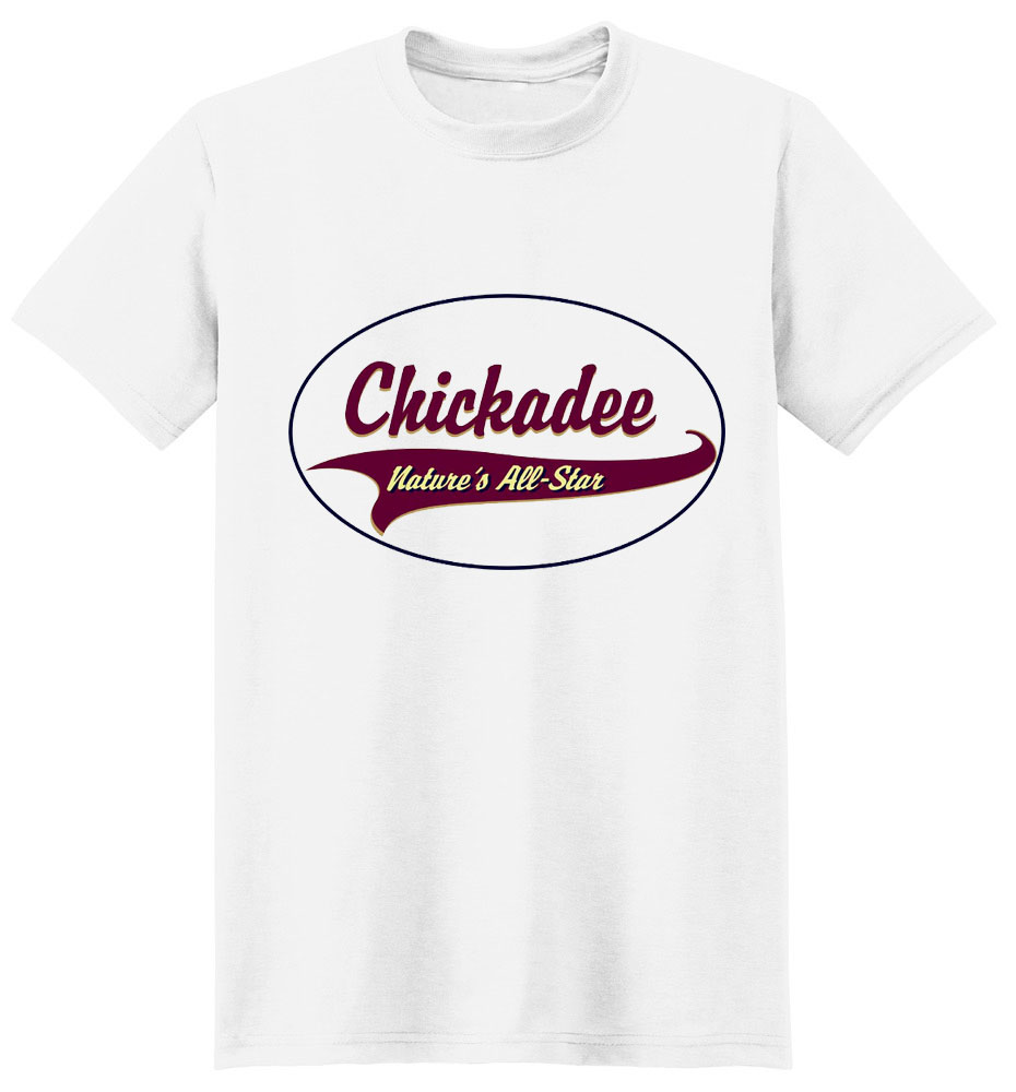 Chickadee T-Shirt - Breed of Champions