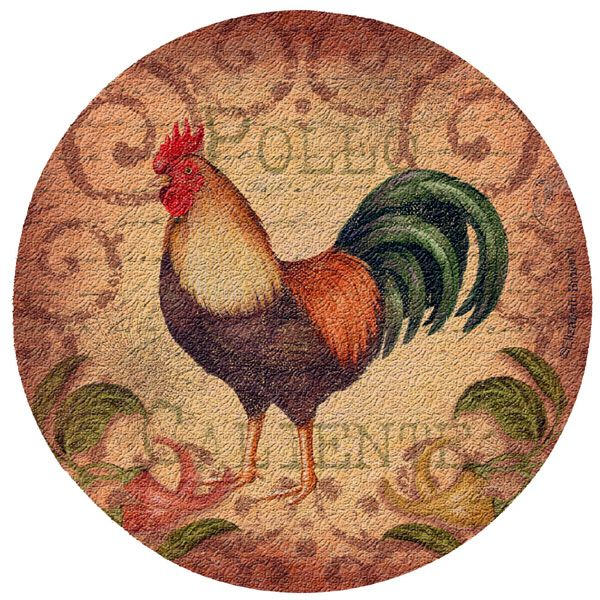 Chicken Drink Coasters