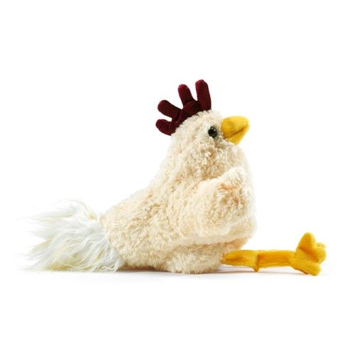 Chicken Hand Puppet 10