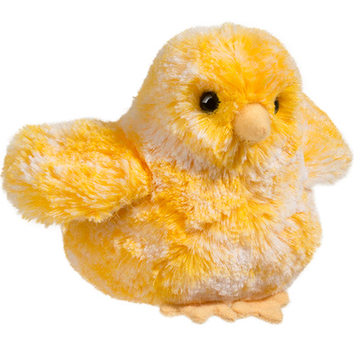 Chicken Plush Stuffed Animal