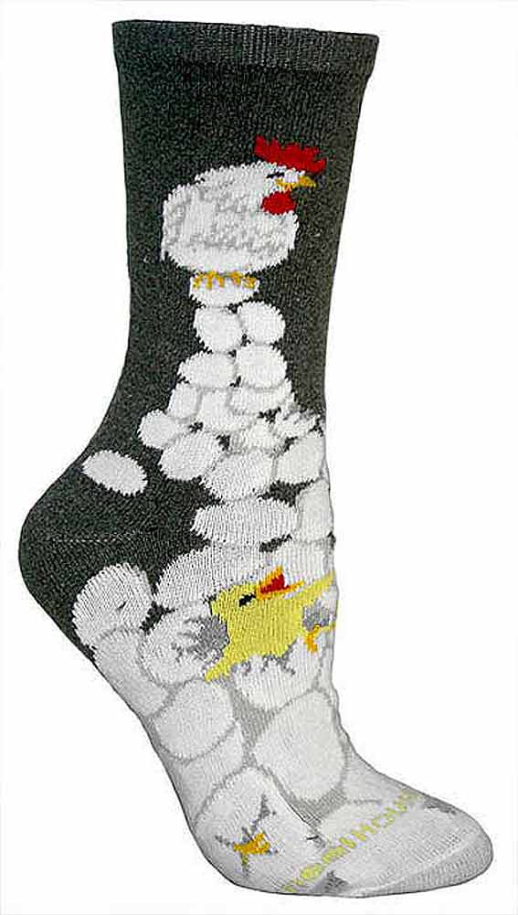 Chicken n Eggs Socks