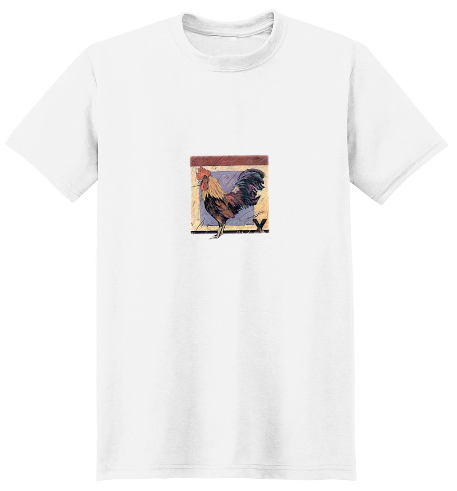 Chicken T-Shirt - Beautiful and Colorful