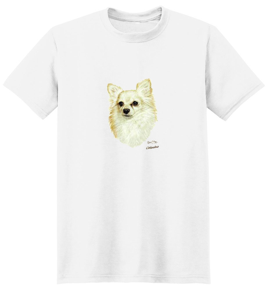 Chihuahua Shirt Robert May Collection