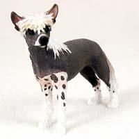 Chinese Crested Figurine