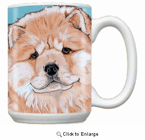 Chow Chow Coffee Mug Cups Chow Chow Gifts Animalden Com