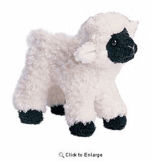 Clementine the Sheep Plush Stuffed Animal 5""