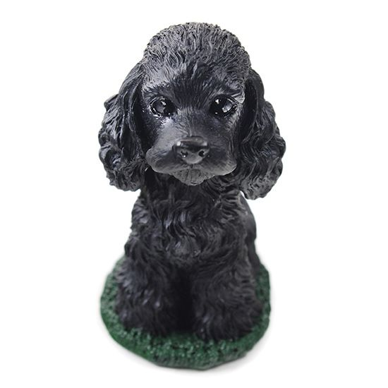 Cocker Spaniel Bobblehead Black