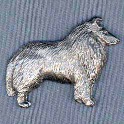 Collie Pin