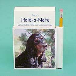 Coonhound Hold-a-Note