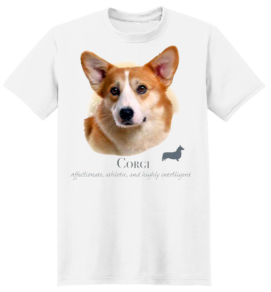 Corgi T-Shirt - Howard Robinson