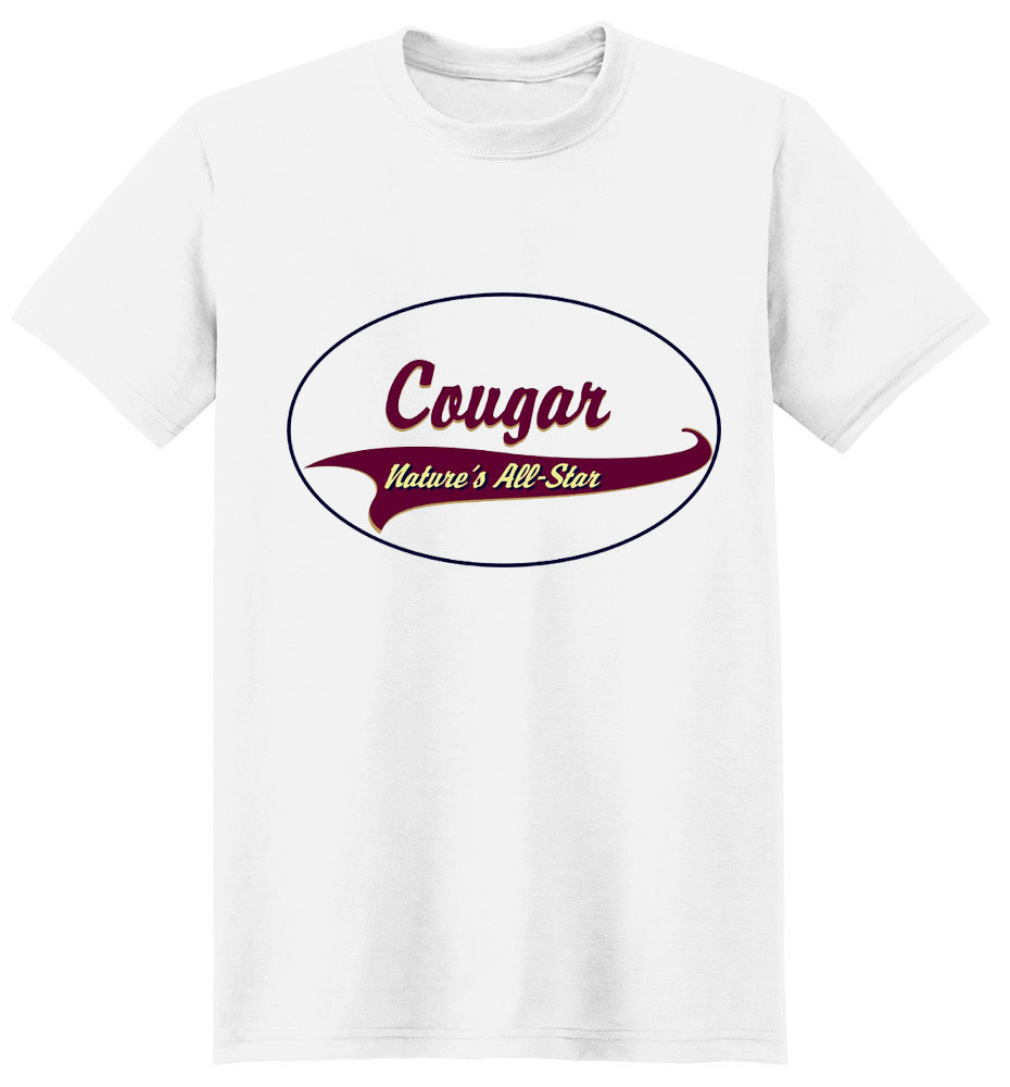 Cougar T-Shirt - Breed of Champions