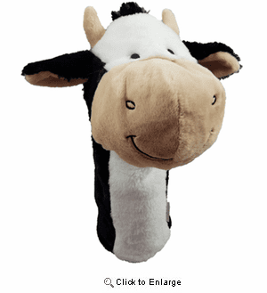 Cow Golf Headcover