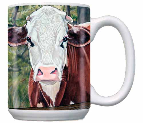 Cow Coffee Mug