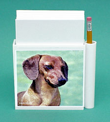 Dachshund Hold-a-Note