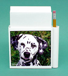 Dalmatian Hold-a-Note
