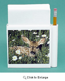 Deer Hold-a-Note