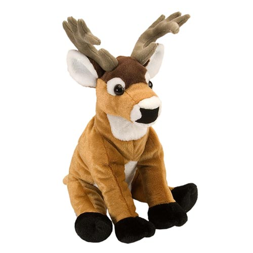 White Tail Deer Plush