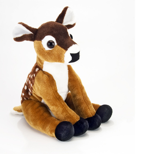 Deer Plush Cuddlekins Animal 14