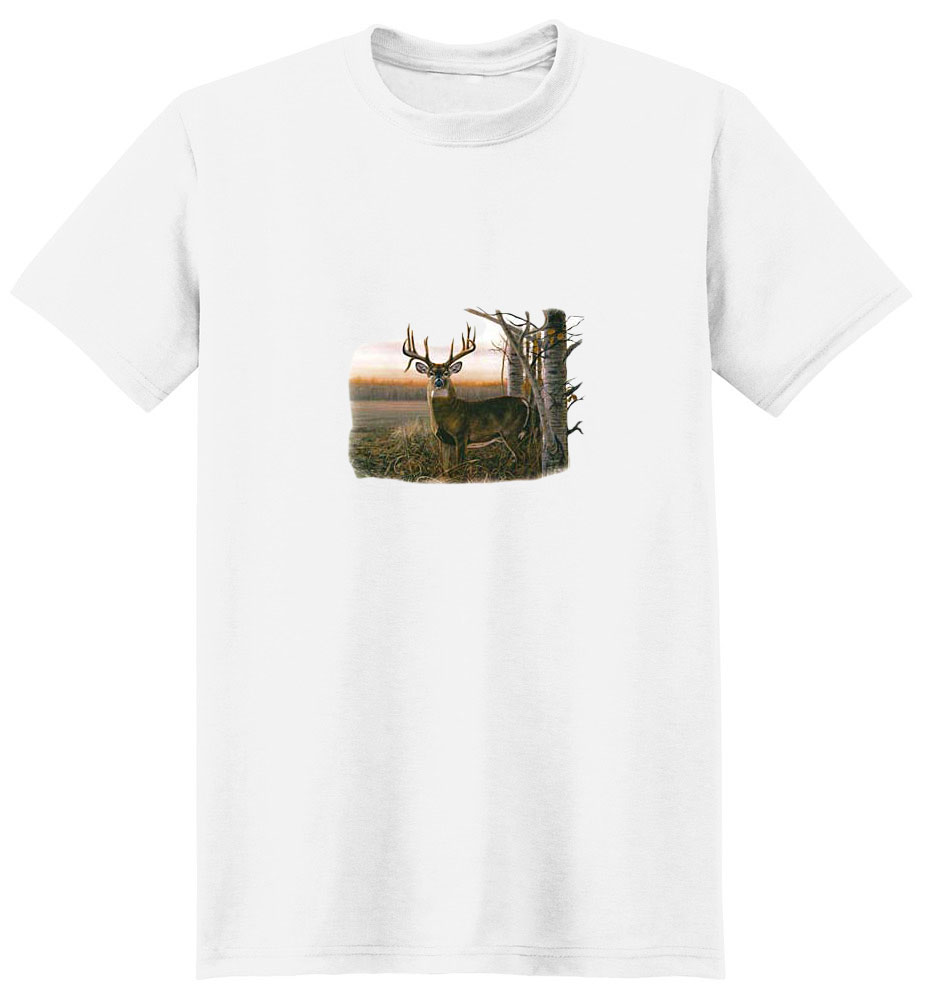 Deer T-Shirt - In the Wild