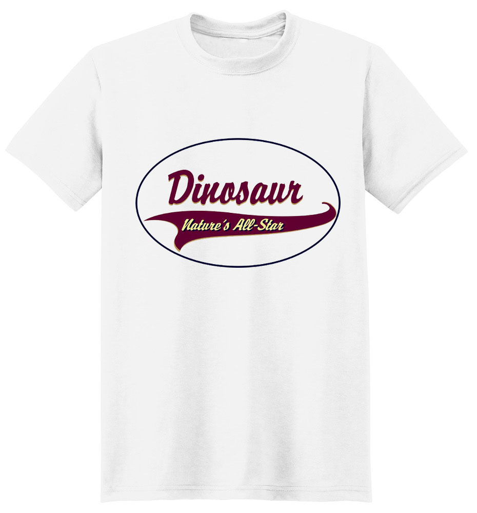 Dinosaur T-Shirt - Breed of Champions