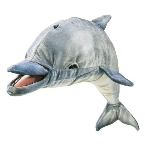 Dolphin Hand Puppet 19