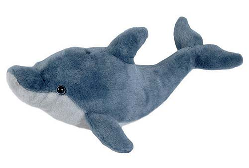 Dolphin Plush Cuddlekins Animal 15
