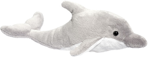 Dolphin Plush Stuffed Animal