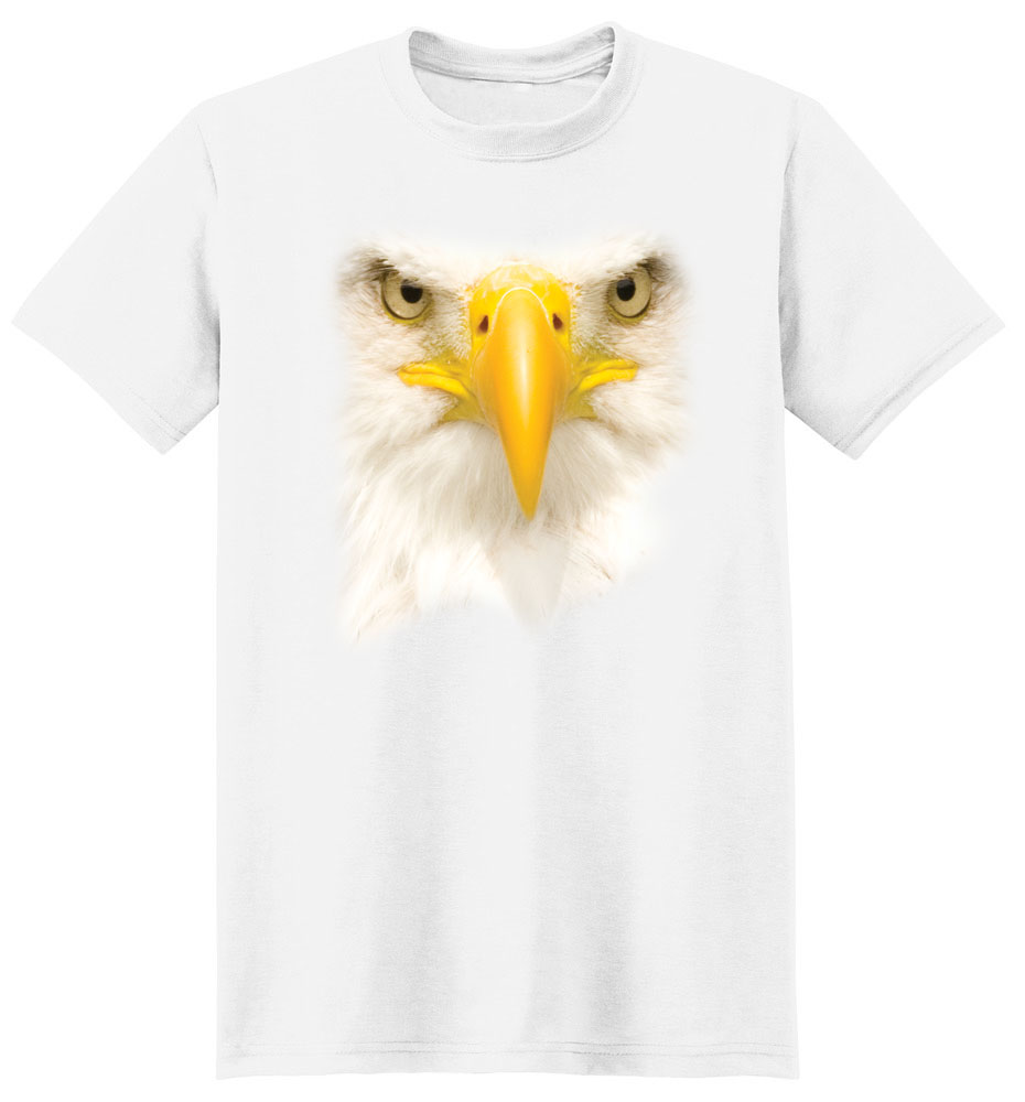 Eagle T Shirt Full Face