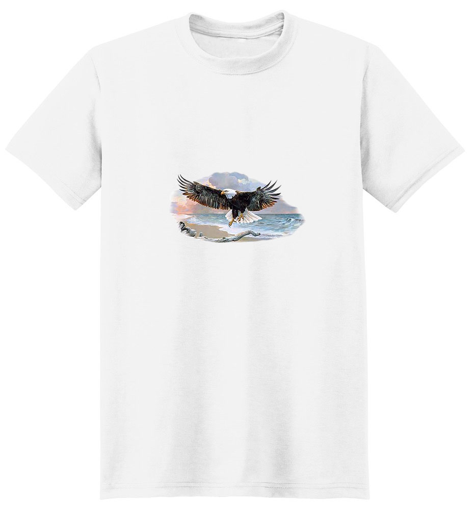 Eagle T-Shirt - Swooping Down