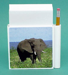 Elephant Hold-a-Note
