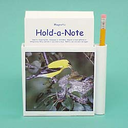Finch Hold-a-Note