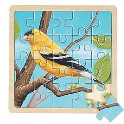 Wild Republic Finch Puzzle