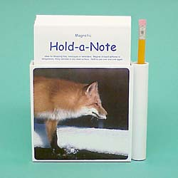 Fox Hold-a-Note