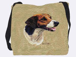 Foxhound Tote Bag